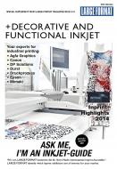 Decorative and Functional Inkjet