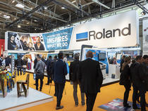 Fespa München: Roland in Halle A5,H10