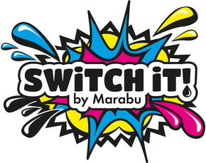 Fremdtinten von Marabu: Switch it, Mara Jet DI-TV,