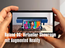 Roland DG Augmented Reality