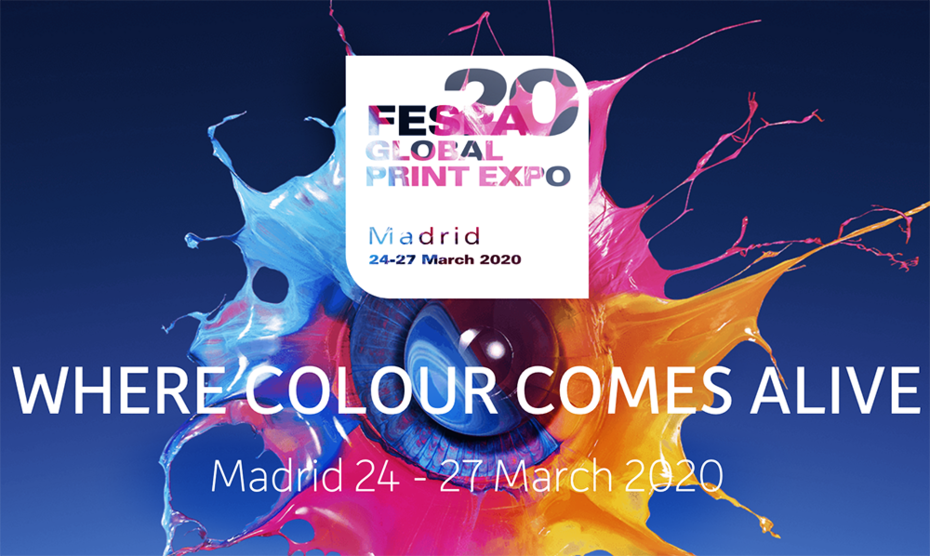 Fespa 2020 in Madrid
